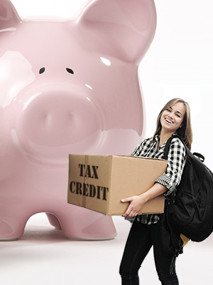 Going back-to-school? Use education tax credits to save big