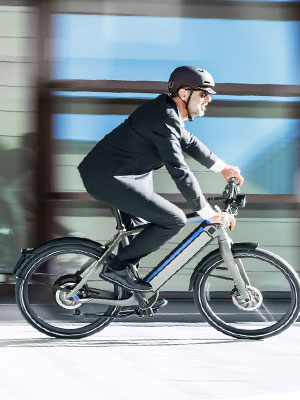 Ride your bike to office