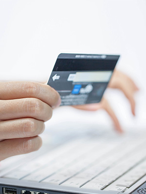 Got a call regarding a fancy product on phone? Ready to buy it? Use your credit card instead of wiring the money.