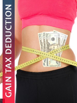 Drop pounds to get more tax deductions