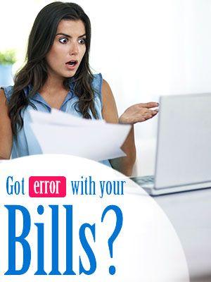 Take Help of Fair Credit Billing Act