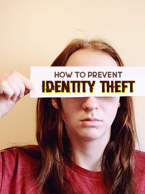 Identity Theft During This Pandemic
