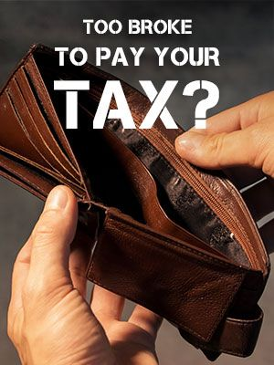 Are You Struggling with Huge Tax Debt?