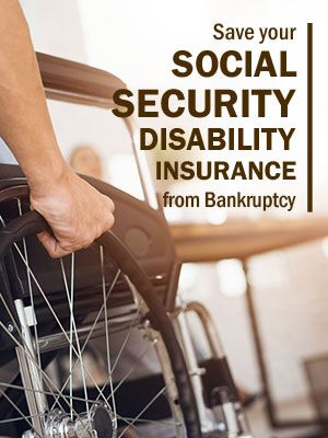 Save Your Social Security Disability Insurance