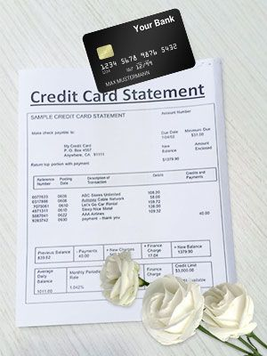 Deceased Person's Credit Card Debt