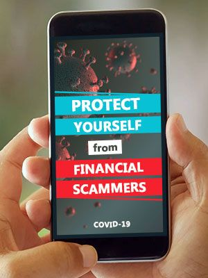 Financial Scammers on Covid-19