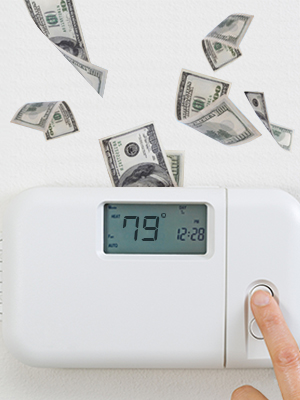Flip a switch to save up to 15 percent on your air-conditioning bills