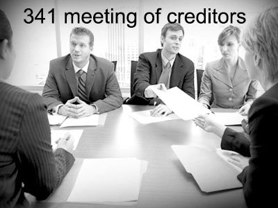 Shining light on the 341 Meeting of Creditors