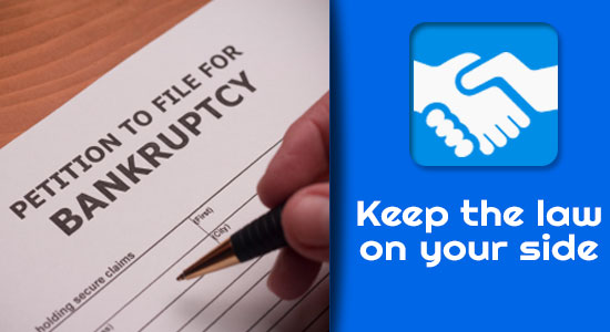 Keep the law on your side with these bankruptcy documents