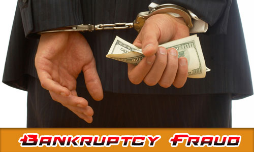 Bankruptcy fraud: A federal crime that can put you behind bars