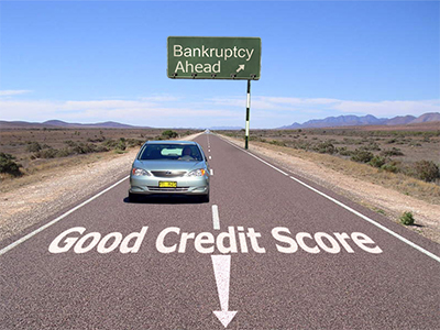 How to recover from Bankruptcy and rebuild your credit score