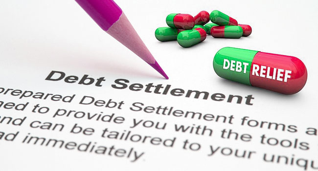 Debt Settlement - Eases you out of your debt load lawfully