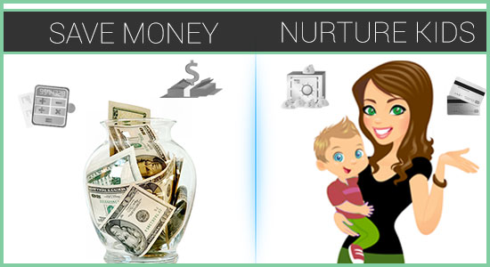 Fascinating money saving tactics for moms - Nurture your kids and family beautifully
