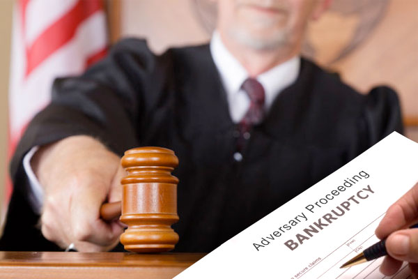 Find out more about bankruptcy adversary proceeding