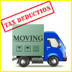 Moving expenses: The IRS provides you with handsome tax deductions