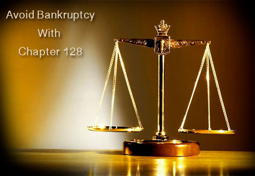 Chapter 128 - The legitimate bankruptcy alternative
