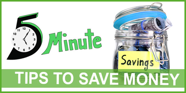 Save money within 5 minutes to spice up your personal life – 4 Tips to follow