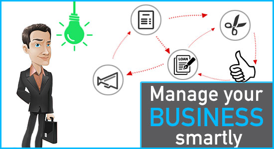 Ways to manage your business smartly and reduce money worries