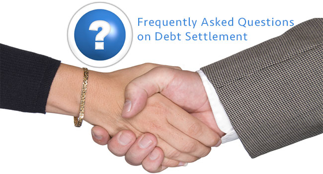 Frequently Asked Questions on Debt Settlement