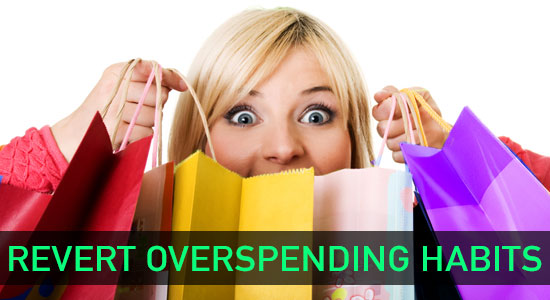 Ways to revert your overspending habits while shopping