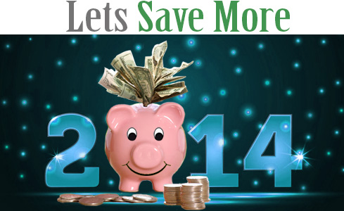 Save more this year with less expenditure