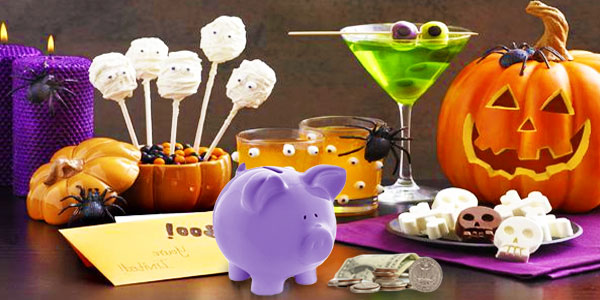 make halloween day extra special within budget