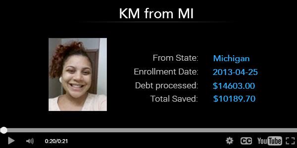 KM saved $10183.7 through OVLG