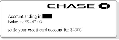KP  Saved  $4955 with chase