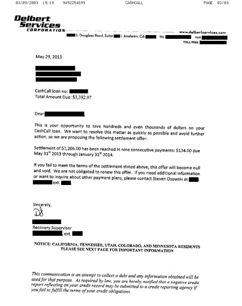 Letter of satisfaction of debt mersnoforum letter spiritdancerdesigns Gallery